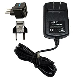 Cargador adaptador para HQRP/Grace Digital GDI. IRC6000-/-GDI. IRC6000W mundo Internet Radio