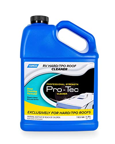 Camco Blue Pro-Tec Cleaner for Specially Formatted TPO Deep Cleansing