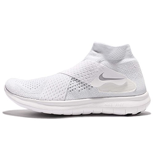 Gris Fk De 2017 Free Chaussures Platinum Nike Motion 100 Training Pure Rn Blanc Volt blanc Wolf W PC0qC