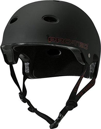 Protec Hosoi B2 Sxp Helmet Medium Matte Black Rising Sun Skate - Hosoi Skates