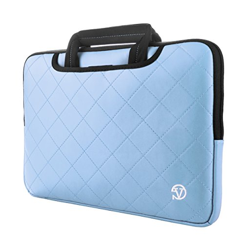 13.3 inch Laptop Tablet Carrying Bag for Apple iPad Pro, MacBook Air(Light Blue) (Apple Macbook Pro 13 Price In Pakistan)