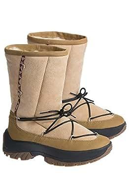 Amazon.com | ULU Women's Crow Boot | Snow Boots