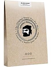 Grizzly Mountain Beard Dye - Organic & Natural Black Beard Dye
