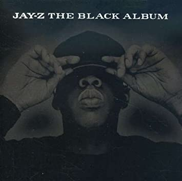 Jay z the black album edited amazon music image unavailable malvernweather Gallery