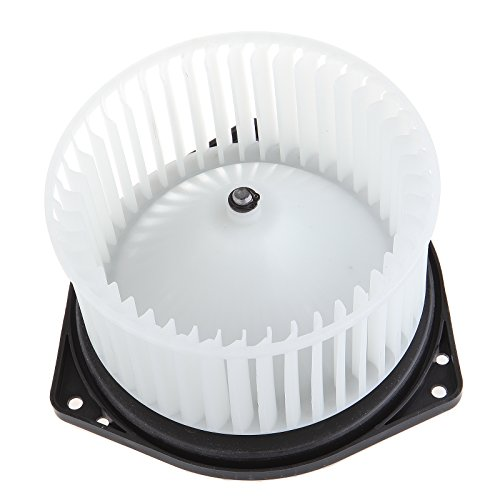 ECCPP ABS plastic Heater Blower Motor w/ Fan Cage for Mitsubishi Outlander (Mitsubishi Motors Outlander)