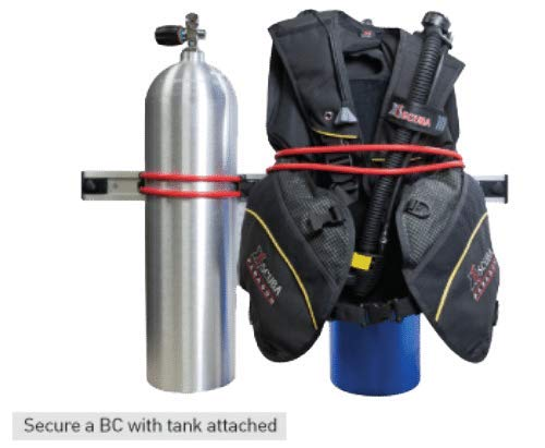 XS Scuba Tank Holder System (Replacement Bungee)
