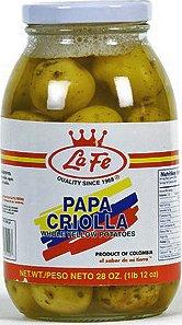 LA FE CONSERVAS PAPA CRIOLLA by La Fe