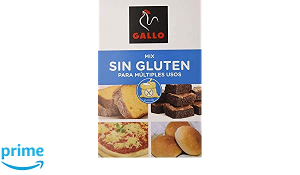 Gallo - Mix para multiples usos - Sin gluten - 500 g - [Pack de 9]
