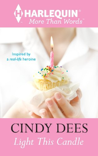 book cover of Light This Candle