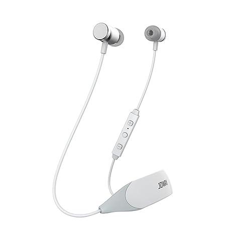 Auriculares Inalámbricos Bluetooth, Estéreo Binaural Estilo Auricular, Audífonos Inalámbricos Vibratorios, Audífonos Durante 10