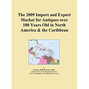 The 2009 Import and Export Market for Antiques over 100 Years Old in Africa Icon Group