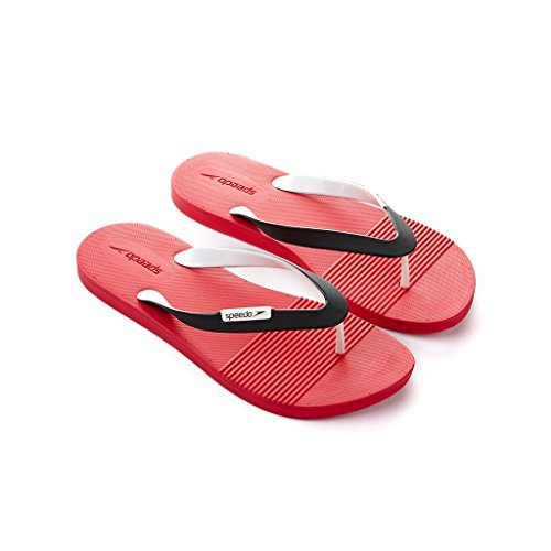Speedo Saturate Ii Thg Am - Chanclas USA Red/Oxid Grey/White
