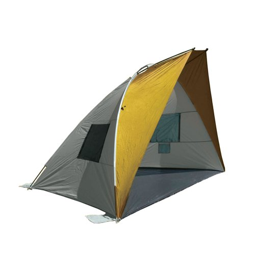 PahaQue Wilderness Shadow Mountain Cabana Sun Shelter, Yellow Review