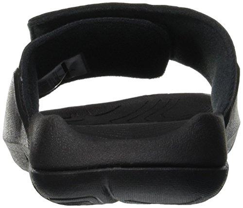 7 Hydro Jordan Hombre Negro Zapatillas Impermeables para Nike wZTnqSBxWZ