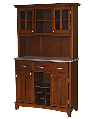 Top 5 Best Kitchen Hutch Red For Sale 2017