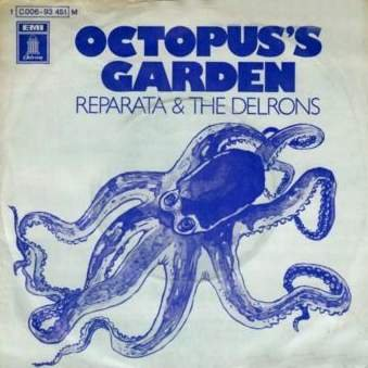 006 Garden (Reparata And The Delrons - Octopus's Garden - Odeon - 1C 006-93 451, Electrola Gesellschaft m.b.H. - 1C 006-93 451)