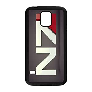 Mass Effect Samsung Galaxy S5 Cell Phone Case Black GY0877C7