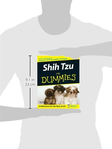 Shih Tzu For Dummies by For Dummies (Image #1)