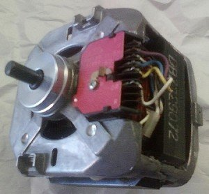 Whirlpool Kenmore washer machine motor 3349644