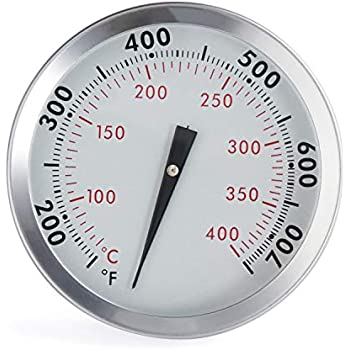 Amazon.com : Weber 7581 Q Replacement Thermometer for ...