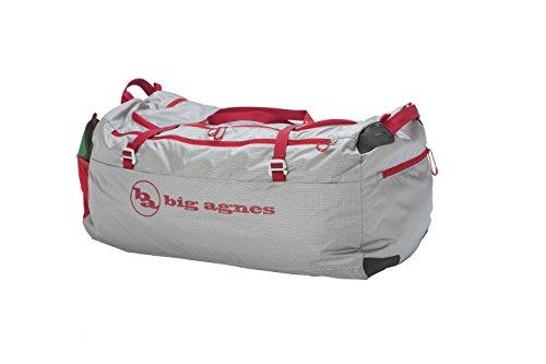 - Big Agnes Road Tripper Camping Duffel Bag, 90L / Gray
