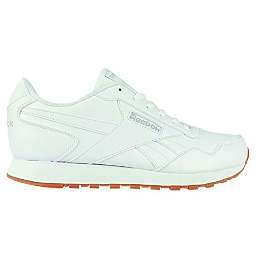 Reebok Harman Run Gum Sneaker Classic Men's White rfqz1rP