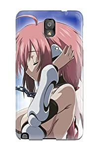 CharlesRaymondBaylor UQgXjqS14216cDOWK Case Cover Galaxy Note 3 Protective Case Sora No Otoshimono Anime