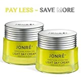 Jonre Face Cream, Preventive, Anti Aging Cream, Facial Moisturizer, Smoothing Hydrating Protecting Skin 1.7oz (Double Day) Review