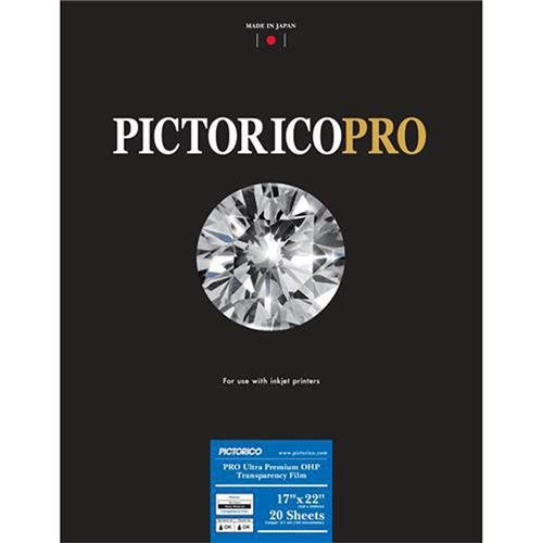 Pictorico TPS100, Ultra Premiu