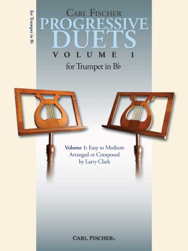 Duet Trumpet Music (WF64 - Progressive Duets For Trumpet In Bb)