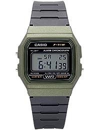 Men's ' Classic Quartz Plastic and Resin Casual Watch,...
