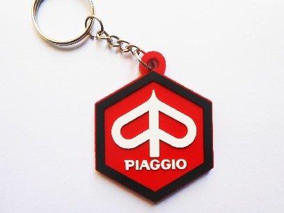 Keychains - Puerta llaves Piaggio - rojo - Italia ...