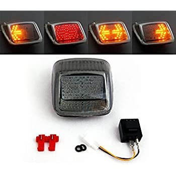 Amazon Com Areyourshop Taillight Turn Signals For