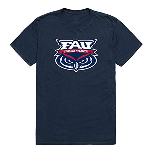 W Republic FAU Owls Florida Atlantic University NCAA The Freshmen Tee Mens t Shirt - Medium, Navy from W Republic