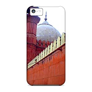 Slim Fit Tpu Protector Shock Absorbent Bumper Happy Ramadhan Case For Iphone 5c