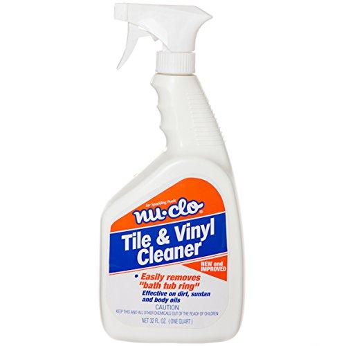 32 ozのタイル&ビニールクリーナースプレープール& Spas – Multipurpose against汚れSuntan Body Oils by nu-clo 2502   B07DSVQDVZ