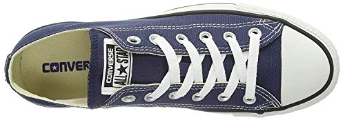Converse Star All Sneaker adulto Unisex Bleu B2 Marine Ox Canvas OFSrqOx6