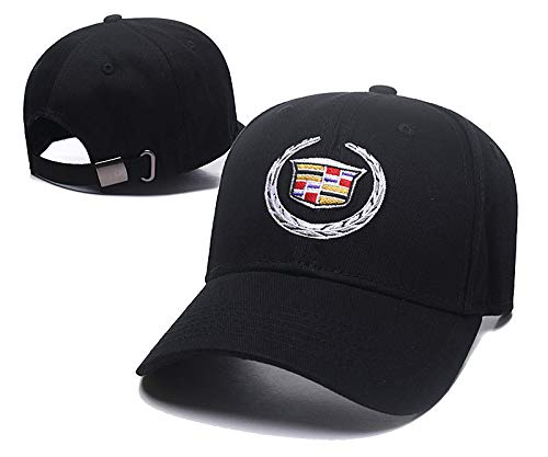 ffomo Bearfire Motor Hat F1 Formula Racing Baseball Hat fit Cadillac(Without Letter) Accessory