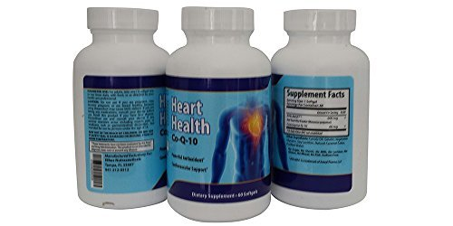 HEART HEALTH. Proven Antioxidants with Co-Q-10 AND Red Yeast Rice. POWERFUL combination aids Cardiovascular Efficiency and helps Reduce Bad Cholesterol. More Red Yeast Rice than ANY leading Brand!