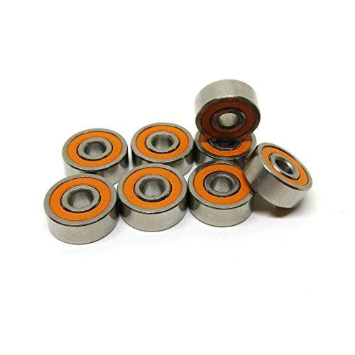 2 229 /& 235 ABEC 7 Hybrid Ceramic//Stainless Steel Ball Bearings Newell 220