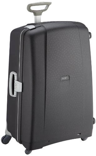 Samsonite Aeris Spinner XL Maleta, 81 cm, 118 5 L, Negro (Black)