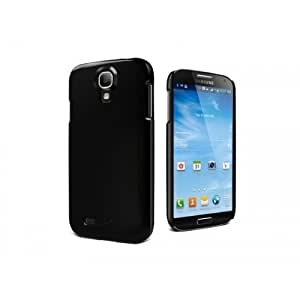 Cygnett form Slim Glossy Case with Screen Protector for Samsung Galaxy S4 - Black