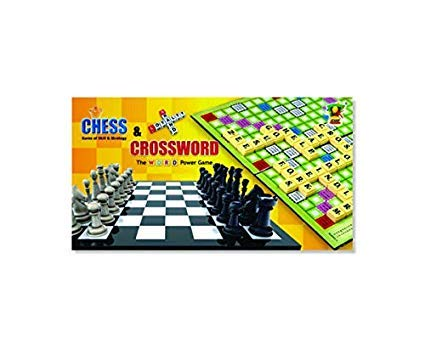 NT Chess and Crossword The Power Word Game