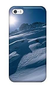 Adam L. Nguyen's Shop 8114755K70679609 Premium Tpu Sun In Beautiful Winter Cover Skin For Iphone 5/5s