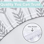 Crib-Sheet-Set-100-Jersey-Cotton-2-Pack-Fitted-Cotton-Baby-Toddler-Universal-Crib-Sheets-For-Boy-Mattress-Bedding-Sets-Comfy-Changing-Pad-Cover-White-Sheets-Nursery-Accessories