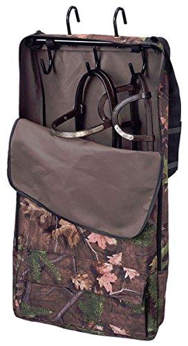 Tough-1 Hanging 3-Hook Tack Carrier Bag Tough Timb