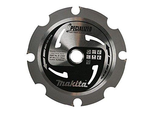 Makita b-22997/Specialized Faser Zement Board S/ägeblatt 165/x 20/mm