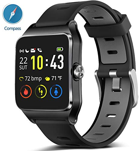 MorePro GPS Smart Watch with 17 Sports Mode Cycling Running