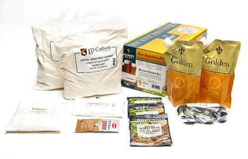 Brewer's Best 1020 Belgian Golden Ale Ingredient Package (Premium)