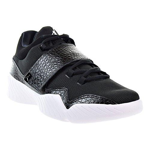 Nike Jordan Hommes Noirs Schneaker - 854557-010 Noir / Blanc